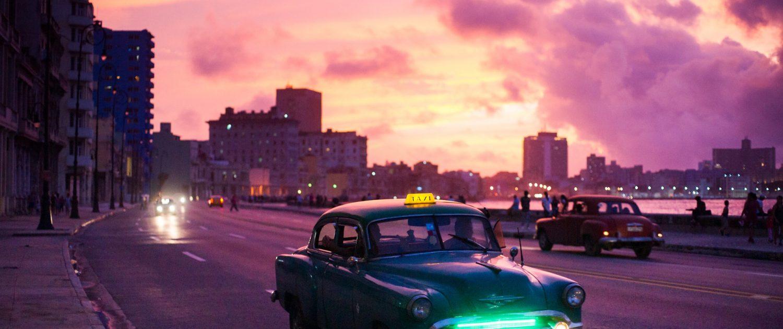 altes Taxi