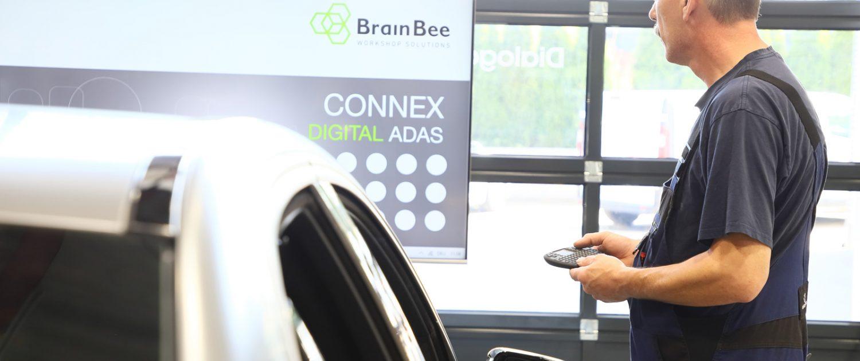 digitales Fahrzeugmanagement