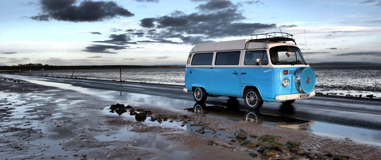 Wohnmobil-Oldtimer