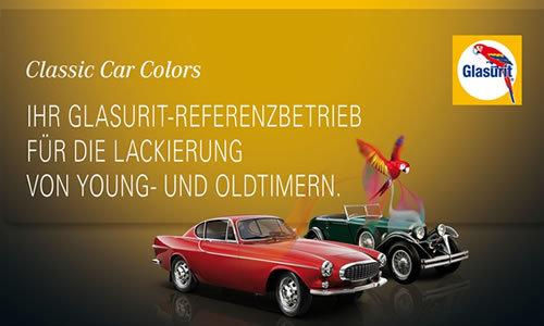 Classic Car Colors