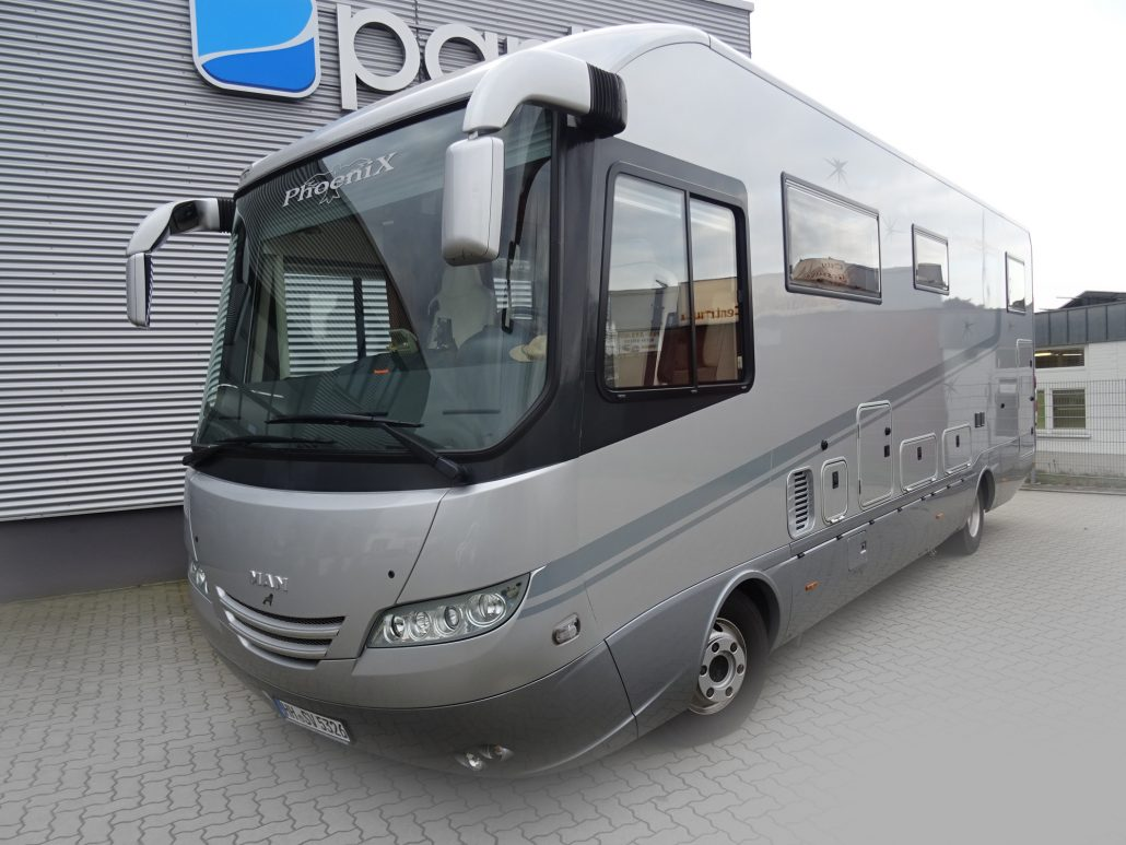 Wohnmobil Front