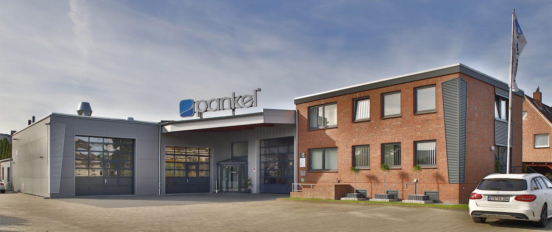 Pankel Firmenzentrale in Harsefeld