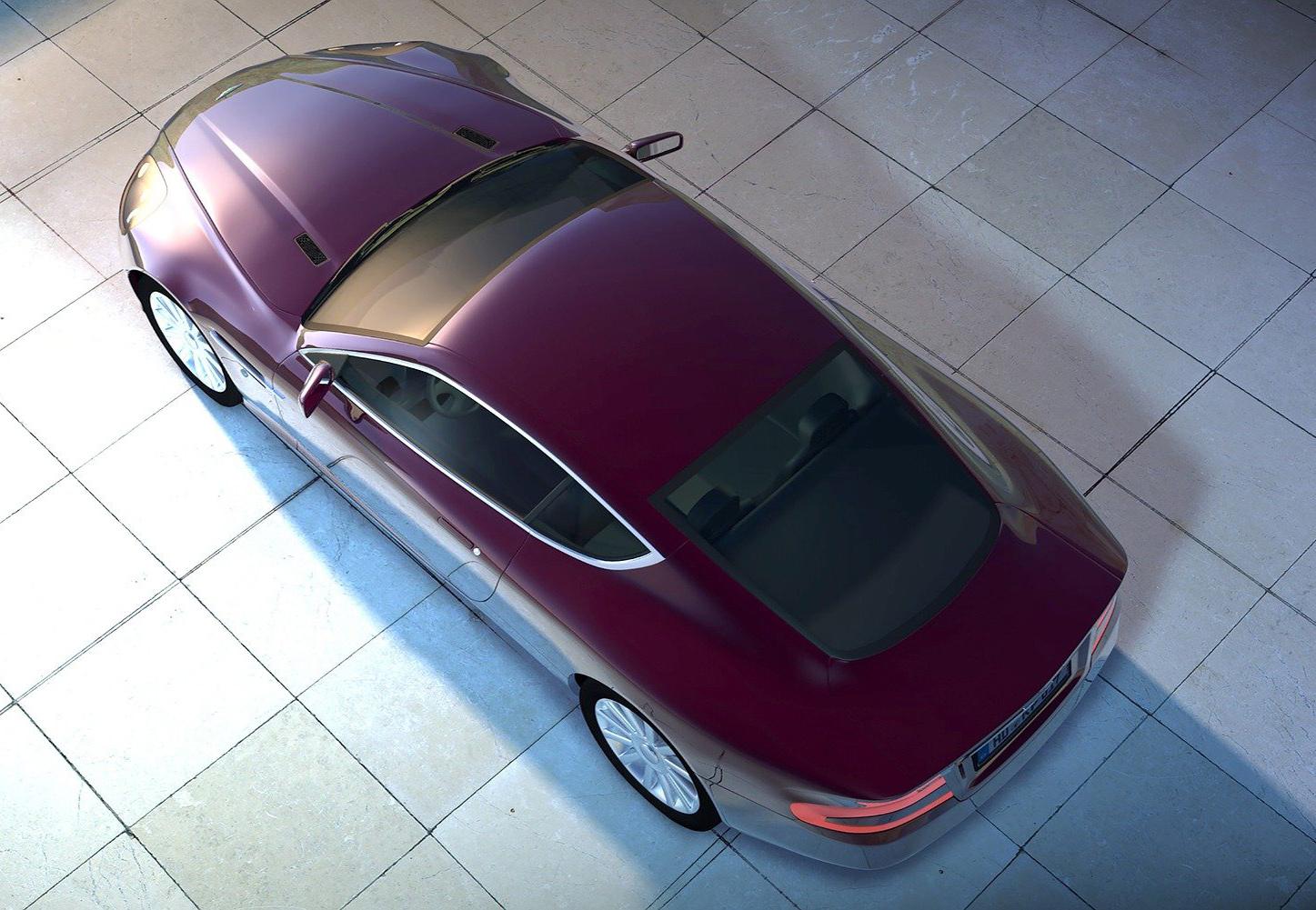 elegantes Auto