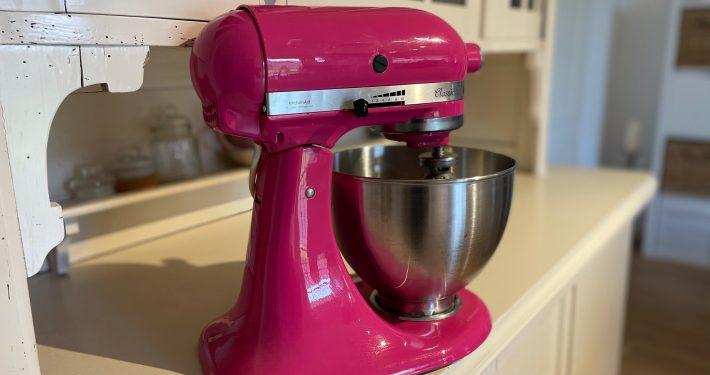 Küchenmaschinen in Wunschfarbe